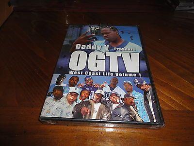 Daddy V OGTV West Coast Life DVD - Compton Snoop Dogg Lil 1/2 Dead Videos Girlz