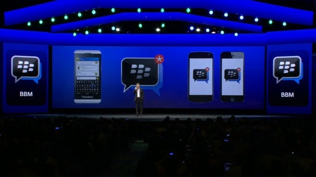BlackBerry Messenger Officially Coming To iPhone & Android   #BlackBerry #Android #iPhone