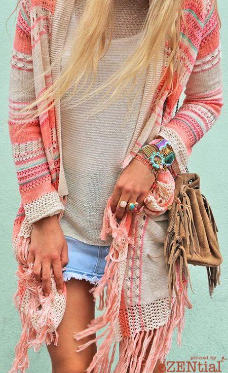 bohemian boho style hippy gypsy fashion indie folk free people hippie dress peace rustic boho goodvibes ethnic free spirit vintage chic crochet lace jewelry #bohemian ☮k☮ #boho #bohéme