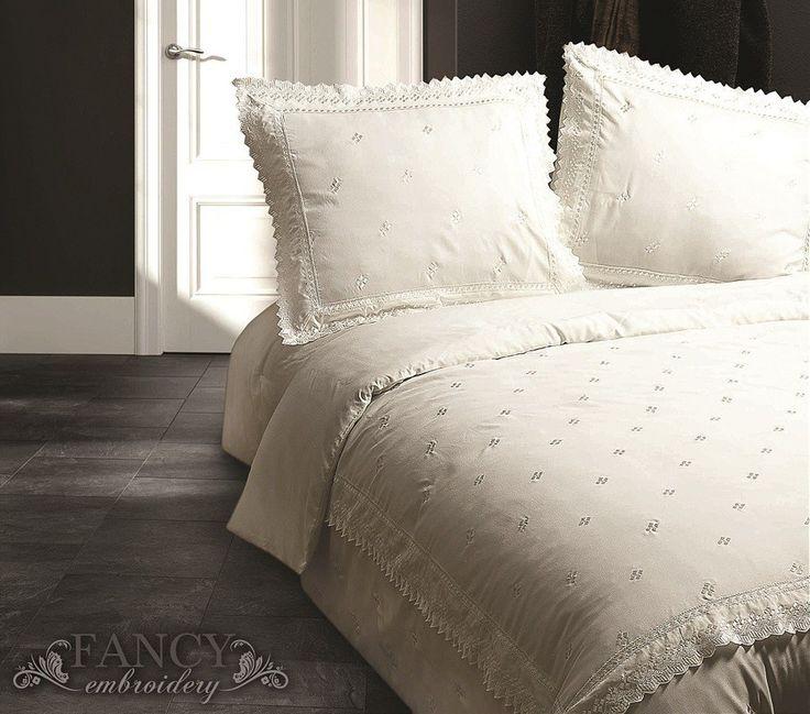 Nevada Creme Dekbedovertrek nu voor nog maar minder dan de helft van de prijs! #dekbed #slaapkamer #huis #inspiratie #home #interior #decoration #bedroom #interieur