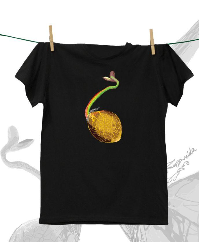 Camiseta ·MXH· Vida rasta
