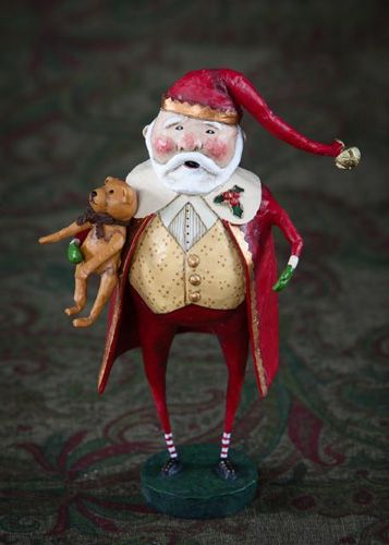 Lori Mitchell - Christmas Cheer Santa