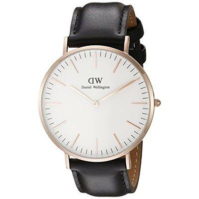 Chollo en Amazon España: Reloj Daniel Wellington Classic Sheffield, solo 88,16€ (53% de descuento del precio de venta recomendado y precio mínimo histórico)