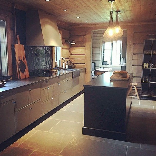 Fantastic kitchen on Hafjellby #laftekompaniet