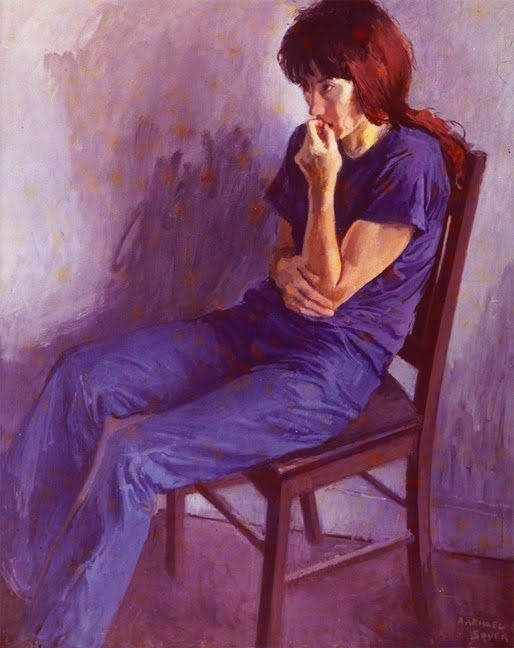 Consolation Raphael Soyer 89 best images about C...