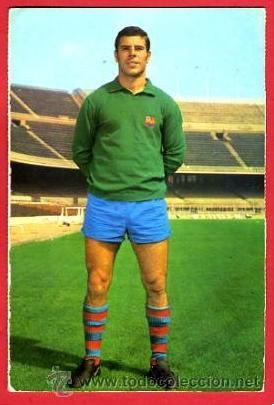 1966-73 Miguel Reina, goalkeeper: won the Ricardo Zamora Trophy for the 1972–73 campaign (all 34 matches played for the runners-up and only 21 goals conceded, posting a record of 824 minutes without a goal which would last until 1 November 2011 when he was surpassed by Víctor Valdés