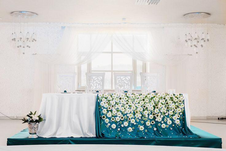 Изумрудная свадьба – 35 фотографий