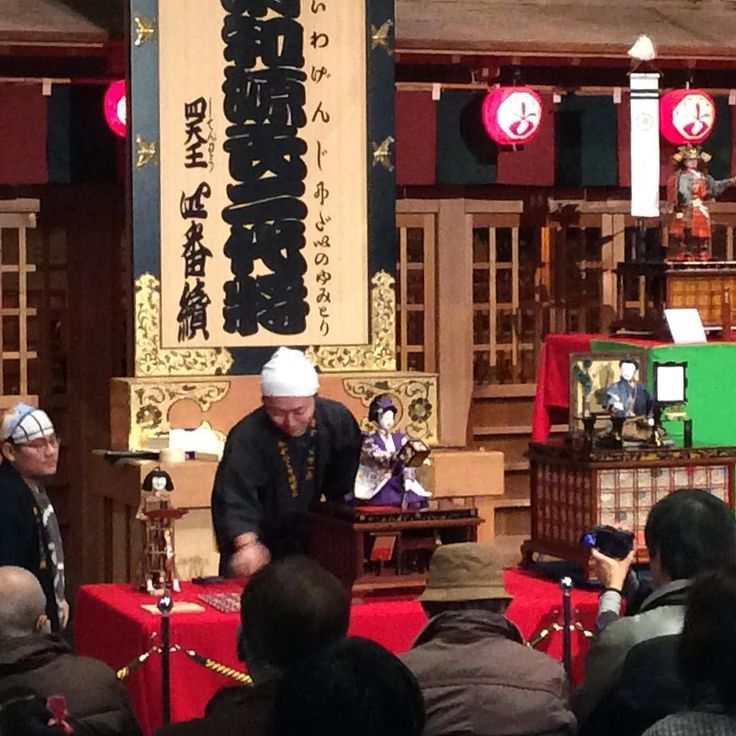 2017年お正月取材は3日からスタート 続いては江戸東京博物館へ夢からくりではからくり人形のからくりにみなさん釘づけ#両国 #江戸東京博物館