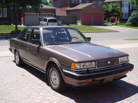1985 Cressida Sedan