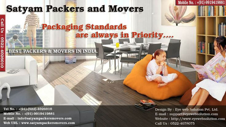 Satyam Packers and Movers Varanasi  provide You Packing unpacking Moving , House Relocation, Office Relocation , heavy Machine , Bikes , Car Transportation and etc Service with Affordable Charges http://www.satyampackersmovers.com/packers-movers-varanasi.html