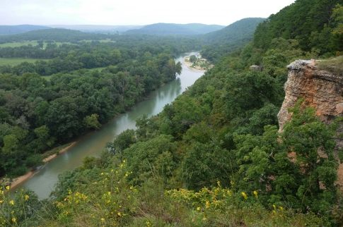 Tahlequah is located at the foothills of the Ozark Mountains in Green Country and boasts spectacular scenery. You won't be able to drive through town without stopping to check it out.