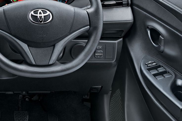Toyota All New Yaris Type E Interior 3