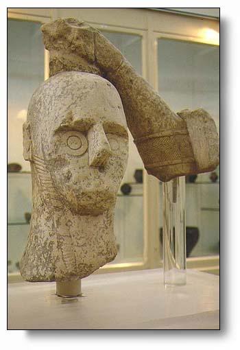 Sardegna, Cagliari, Museo Archelogico Nazionale.Nuragic civilization (1700B.C./ 200B.C)