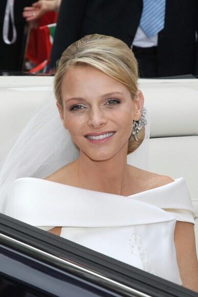 Princess charlene...Of Monaco