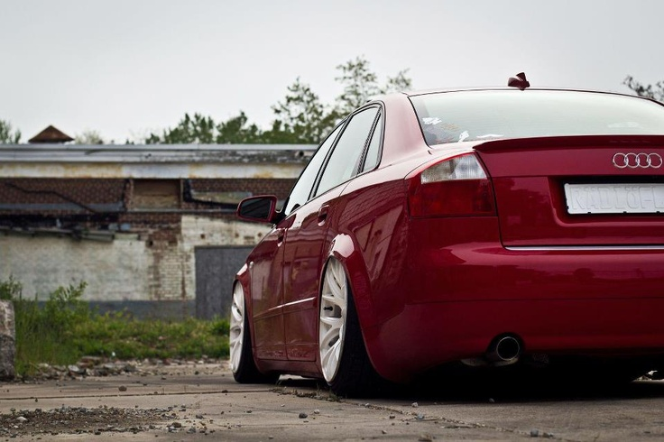 Lowered Audi Cool Cars Pinterest Cars - Cool low cars