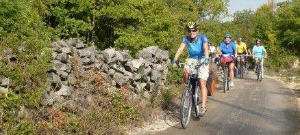Circuits - Croatie, les parcs nationaux à vélo