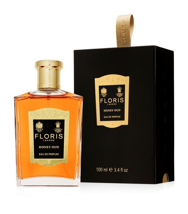 Beauty: Women's Perfume Gift Sets Floris Honey Oud (EDP, 100ml)