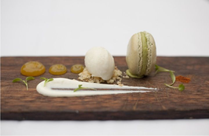 A 6 course tasting menu that'll blow your mind.