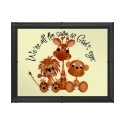 We're all the same in God's Eyes..... Adorable wall art for a kids room....http://www.zazzle.com/baby_animal_wall_decor_poster-228030039086989383?rf=238554832139739689&CMPN=zBookmarklet