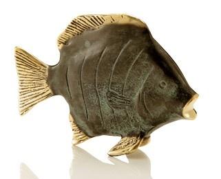 Single Fish Sculpture