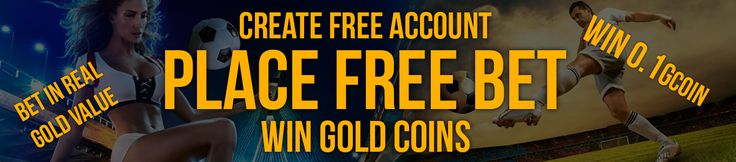 Bitcoin, Litecoin, Dogecoin Sportbook Bet in Real Gold Value Create an free account Place your FREEBET and WIN 0.1g of Gold