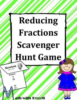 This is a student FAVORITE!  My students were so engaged with reducing…