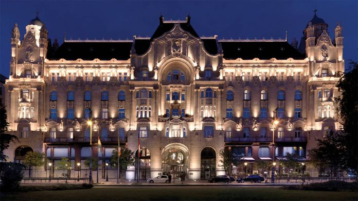 Four Seasons Hotel Gresham Palace Budapest | 5 star #Budapest