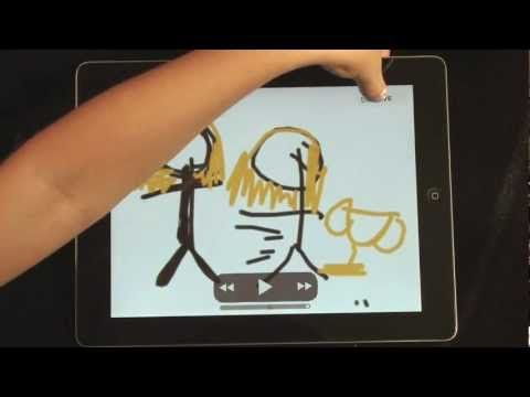 Doodlecast for Kids/Doodlecast Pro -  Pinned by @PediaStaff – Please Visit http://ht.ly/63sNt for all our pediatric therapy pins