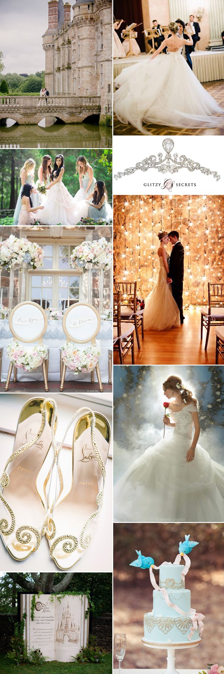Beautiful Fairytale Wedding Ideas