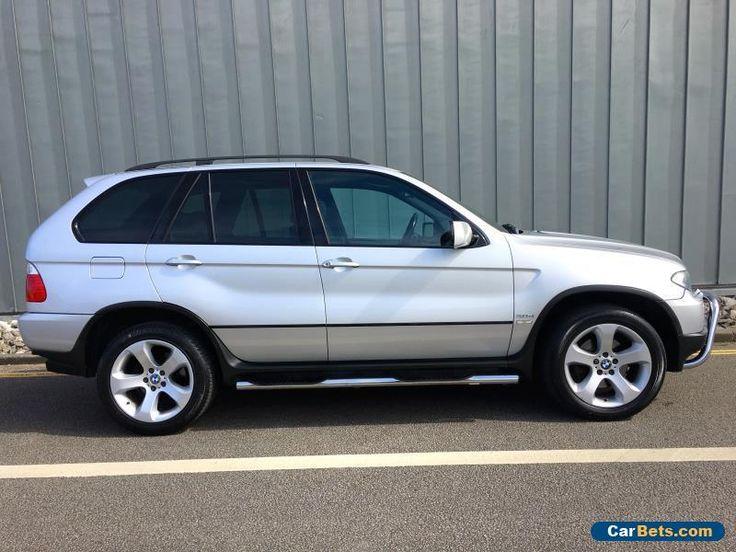 2005 BMW X5 SPORT D AUTO SILVER #bmw #x5sportdauto #forsale #unitedkingdom
