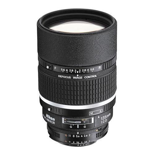 135mm F 2 Af D Dc Nikkor Lens With Hood U S A Warranty Nikon Dslr Camera Nikon Dslr Nikon Lenses