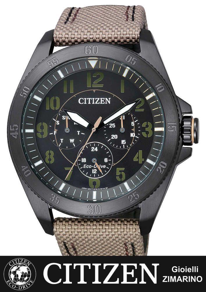 Citizen Military BU2035-05E