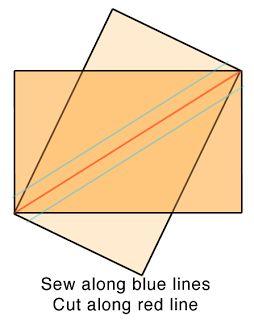 half rectangle triangles  tutorial