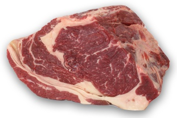 Chuleta de vaca deshuesada, ideal para la brasa o plancha