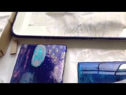 Unfolding of a Painting Series - YouTube