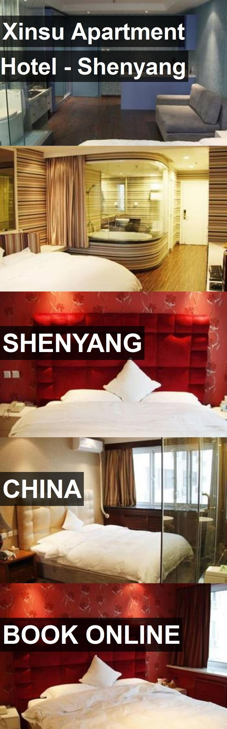 Hotel Xinsu Apartment Hotel - Shenyang in Shenyang, China. For more information, photos, reviews and best prices please follow the link. #China #Shenyang #XinsuApartmentHotel-Shenyang #hotel #travel #vacation