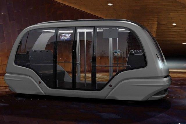 Dubai set to get major robot bus network