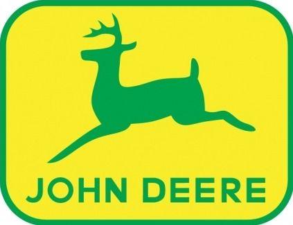 John, Deere and Logo2 Vector - ClipArt Best - ClipArt Best