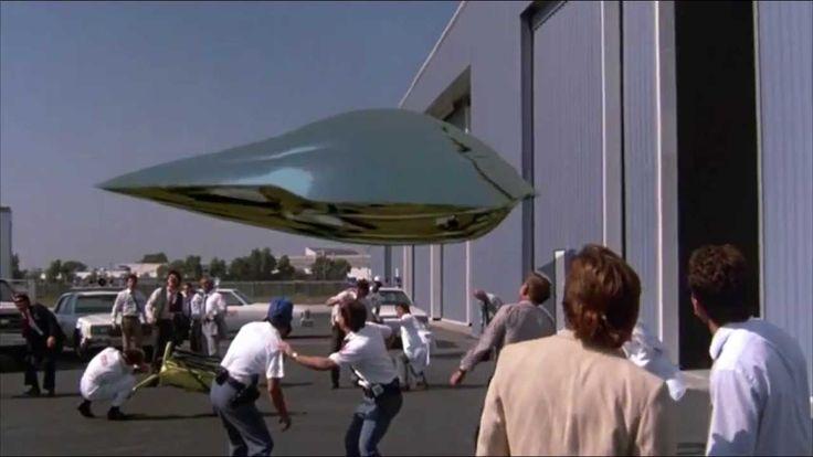 Flight of the Navigator: Spaceship Supercut