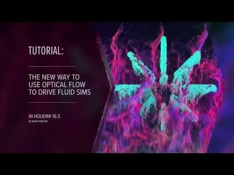 Optical Flow in Houdini 16.5 - Tutorial - YouTube