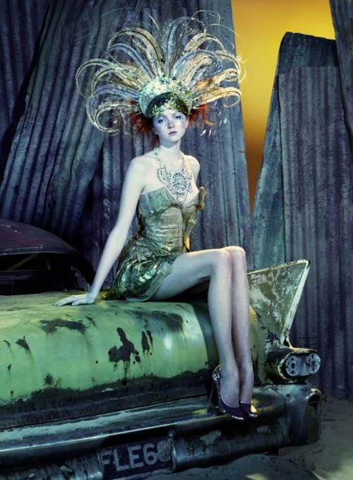 gilded lily nomad dash chicKisses London, Fashion, Italian Vogue, Lilies Cole, Costumes Inspiration, Lily Cole, Beautiful, Burlesque, Miles Aldridge