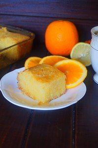 Шамбали. Турецкий десерт из манной крупы