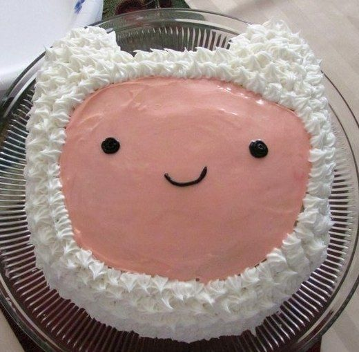 Adventure Time Birthday Cake Ideas