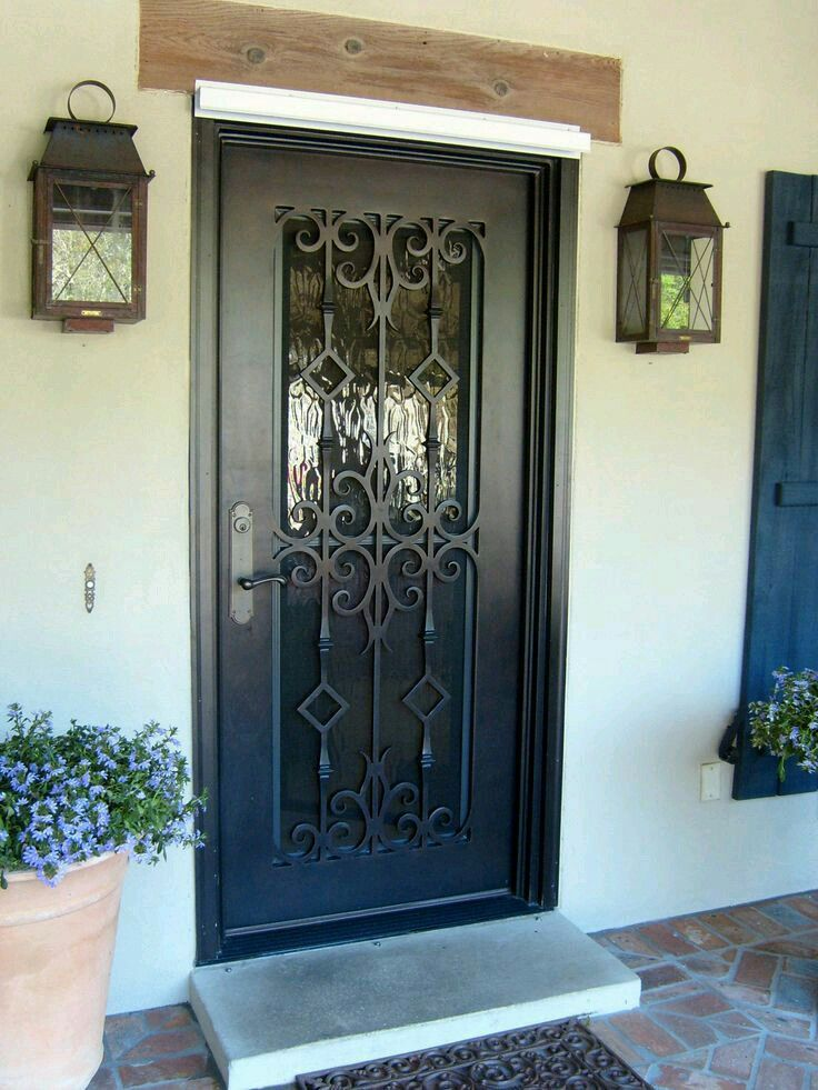 Best 25 screen door protector ideas on pinterest for Back door entrance