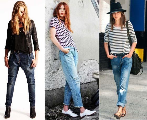 Стильные джинсы для подростков девочек