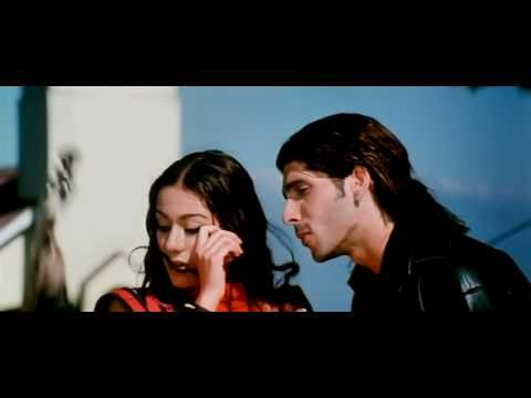 """""""Main Hoon Na"""" from Main Hoon Na (2004).  (SRK, Zayed Khan, Amrita Rao)"""