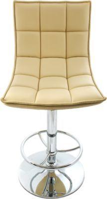 Stilvoller Barhocker OSLO, Aus Bis Zu 7 Farben Wählen, Sitzhöhe  Verstellbar: 62