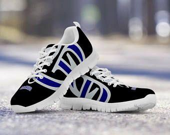 Colorado Rockies Baseball Fan Custom Running White Shoes/Sneakers/Trainers - Ladies + Mens Sizes