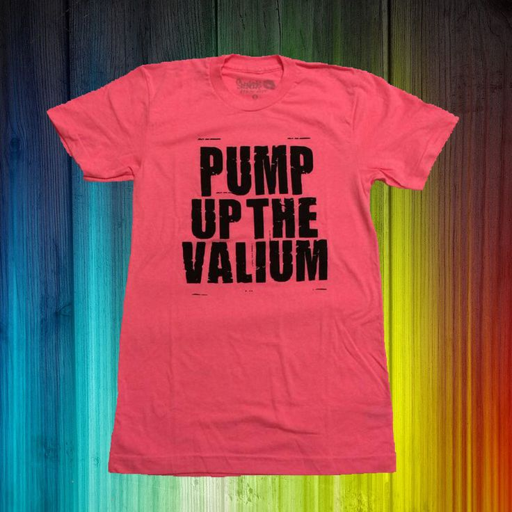 Music Lover Neon Shirt Rave Outfit Raver Party Girl Pump Up The Valium Spencer's #Spencers #BasicTee