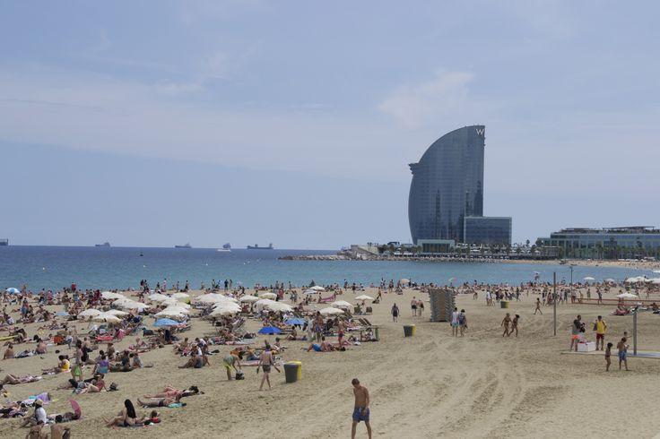 Spiaggia di Barcelloneta